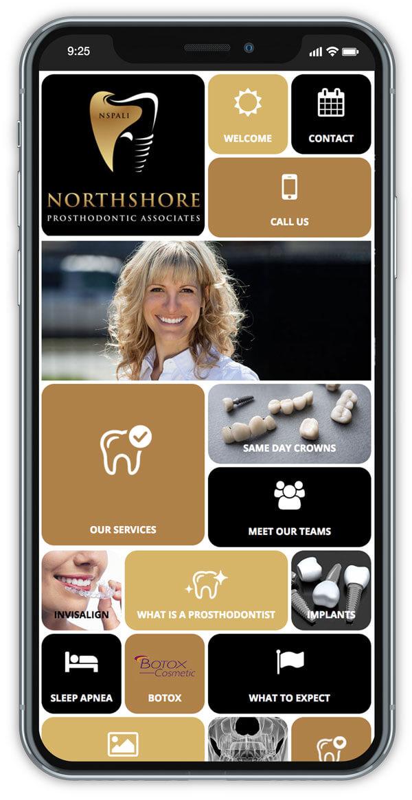 App Phone Screen